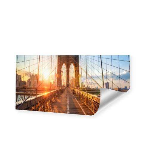 Foto auf säurefreies Papier als Panorama im Format 200 x 50 cm
