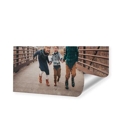 Druck auf handgeschöpftes Papier als Panorama im Format 100 x 50 cm