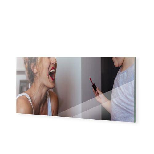 Bild auf Echtglas als Panorama im Format 125 x 50 cm