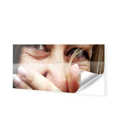 Schaufensterfolie als Panorama im Format 150 x 60 cm