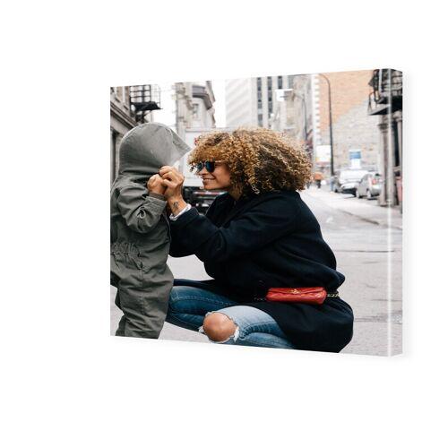Fotos auf Leinwand quadratisch im Format 20 x 20 cm
