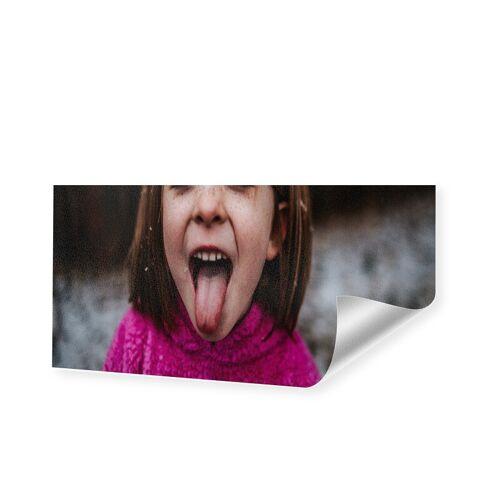 Giclée Druck als Panorama im Format 120 x 40 cm