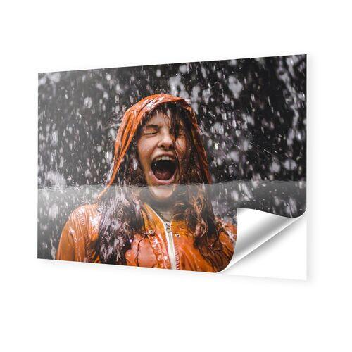 Klebefolie im Format 32 x 18 cm