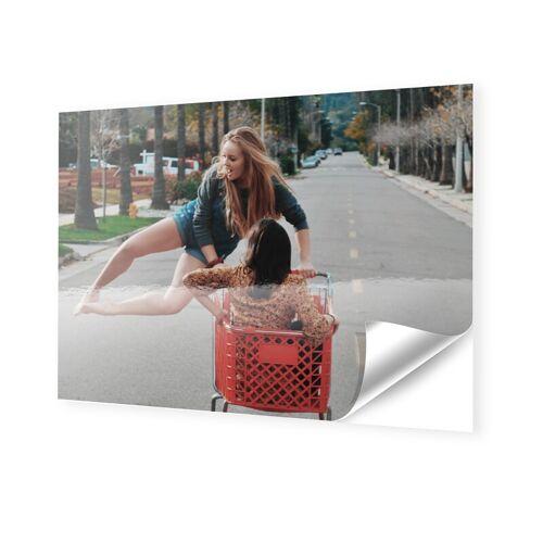 Foto auf Klebefolie im Format 18 x 13 cm