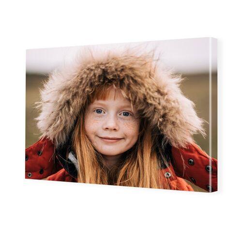 Foto auf Leinwand im Format 80 x 60 cm