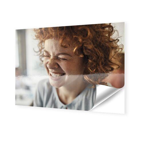 Fotos auf Folie im Format 90 x 60 cm