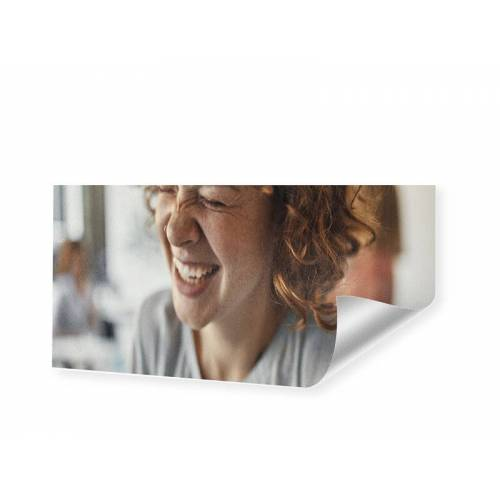 Foto auf säurefreies Papier als Panorama im Format 160 x 40 cm