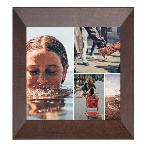 Braun Fotorahmen Holz in braun