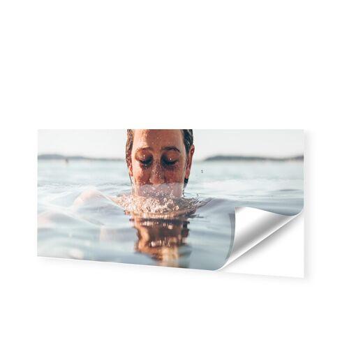 Fotos auf Folie als Panorama im Format 120 x 40 cm