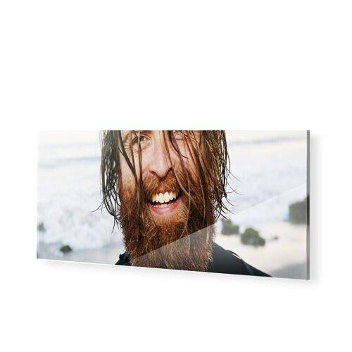 Acrylbilder als Panorama im Format 100 x 25 cm