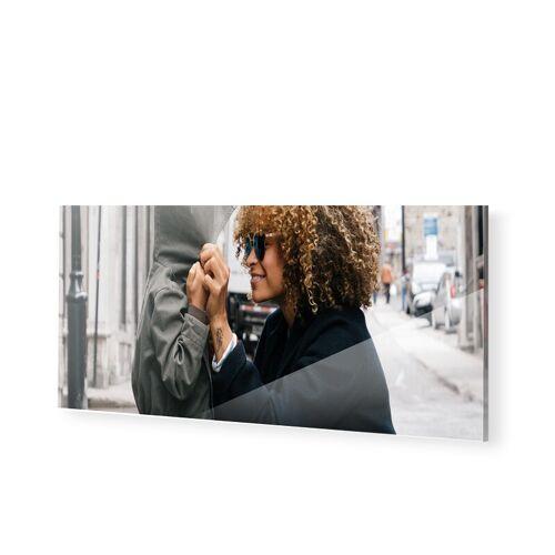Acrylbilder als Panorama im Format 160 x 40 cm