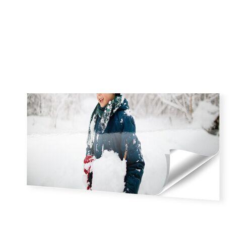 Schaufensterfolie als Panorama im Format 100 x 40 cm