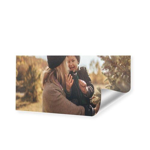 Druck auf handgeschöpftes Papier als Panorama im Format 70 x 35 cm