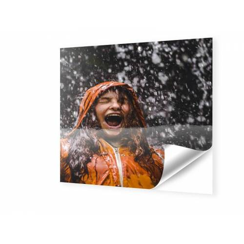 Fensterfolie quadratisch im Format 50 x 50 cm