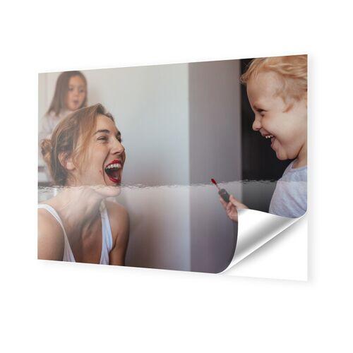 Klebefolie im Format 128 x 72 cm