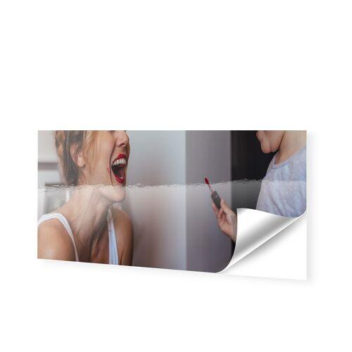 Schaufensterfolie als Panorama im Format 40 x 10 cm