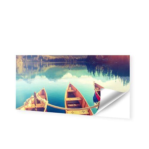 Fensterfolie als Panorama im Format 240 x 40 cm
