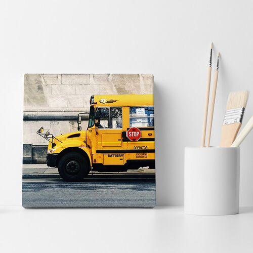 Fotos auf Leinwand  im Format 20 x 20 cm