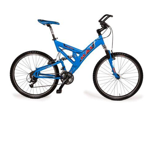Haibike Scream Comp Mountainbike 2000 Blau RH 54cm Fahrrad