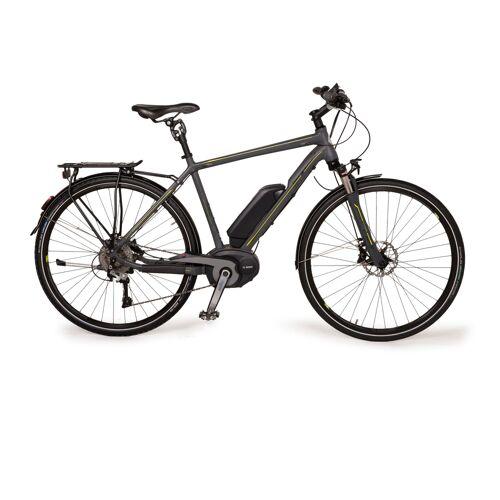 Bergamont E-LINE C XT 2014 E-Trekking Bike Pedelec Grau Fahrrad RH 52cm