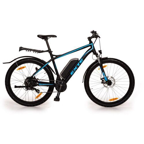EXTE (Stadler) SONIC SR 2018 E-Mountainbike RH 50cm Blau Schwarz Fahrrad Elektro-Mountainbike