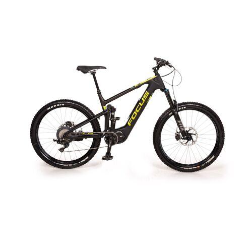 Focus JAM² 9.7 PLUS 2019 E-Mountainbike Schwarz Orange Fully RH 47cm L Fahrrad