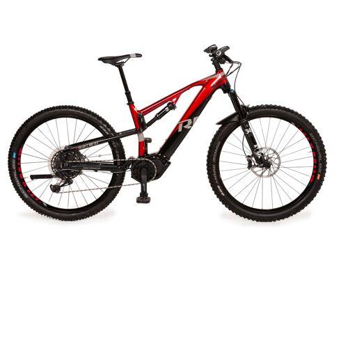 R Raymon Fullray E-Nine 10.0 2020 Aluminium Fahrrad Rot E-Mountainbike RH M 44cm Fully E-Bike