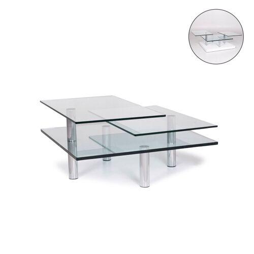 Draenert Imperial Glas Couchtisch Tisch #11977