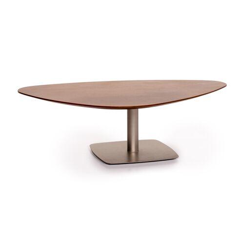 BoConcept Holz Couchtisch Braun Asymmetrisch #14090