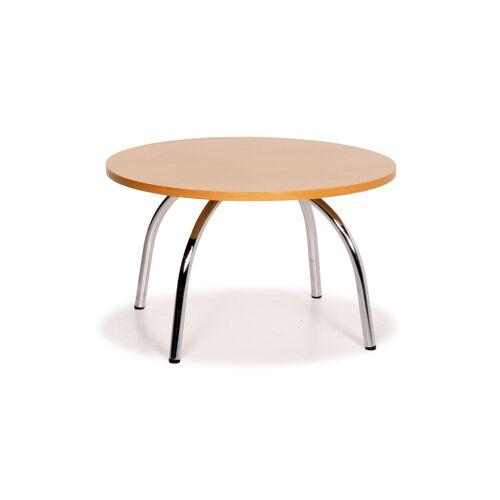 Walter Knoll Holz Couchtisch Rund Tisch #14303