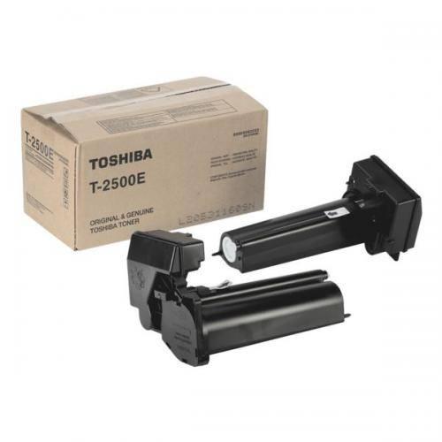 Toshiba T-2500E Toshiba e-STUDIO 20 Toner Schwarz Original Toshiba