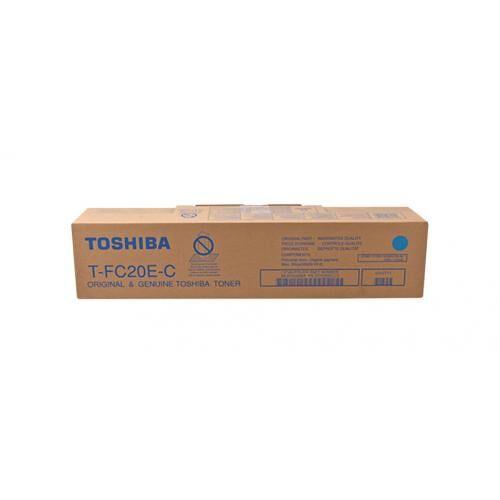 Toshiba T-FC20EC Toshiba e-STUDIO 2020C Toner Cyan Original Toshiba