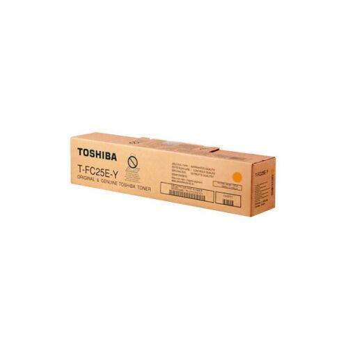 Toshiba T-FC25EY Toshiba e-STUDIO 2040C Toner Gelb Original Toshiba