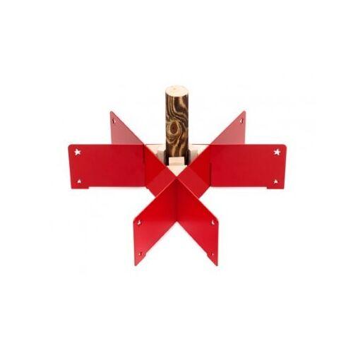 Keilbach Halleluja Christbaumständer Rot