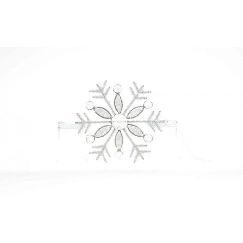 Hoff Schneekristall - Anhänger 16 cm