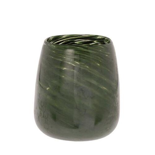Riverdale Vase Zofia grün 19 cm