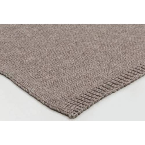 Carma Strickplaid Prato Taupe