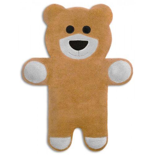 Leschi Wärmekissen Bär Teddy sand