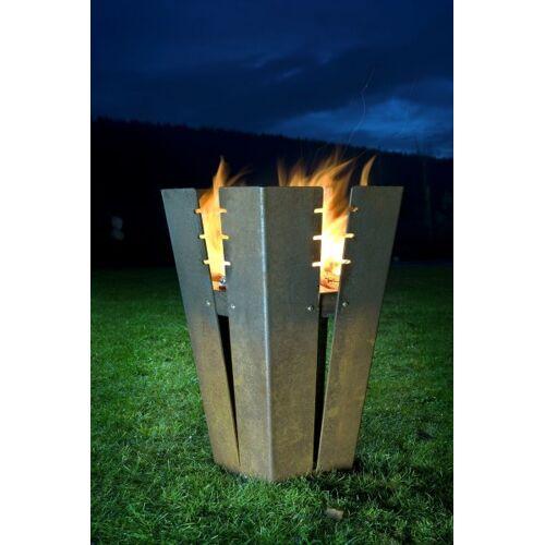 Keilbach Fuji Feuerstelle
