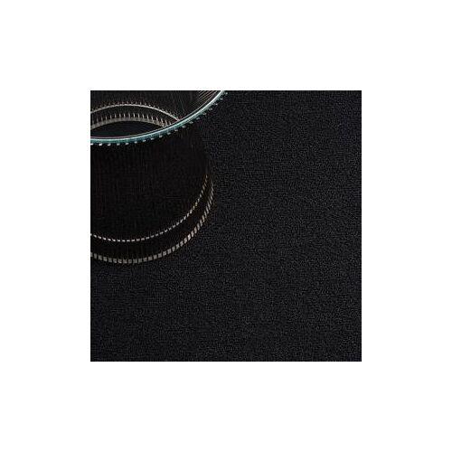 Chilewich Fußmatte Solid Black 46 x 71 cm