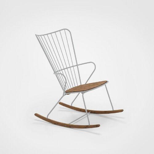 HOUE Outdoor Schaukelstuhl PAON - Outdoor Rocking Chair taupe