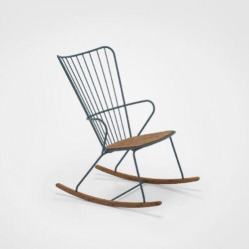 HOUE Outdoor Schaukelstuhl PAON - Outdoor Rocking Chair pine green