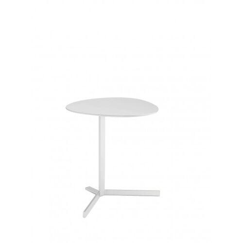 Möller Design Birdy Beistelltisch kristallweis 45cm