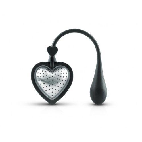 Ad Hoc Teefilter Herz