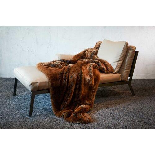 Carma Grizzly - Kunstfelldecke 130x180 cm