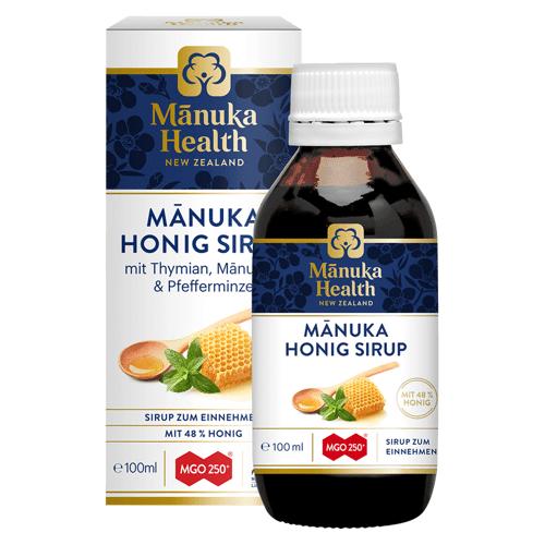 Manuka Health Manuka Honig Sirup MGO 250+