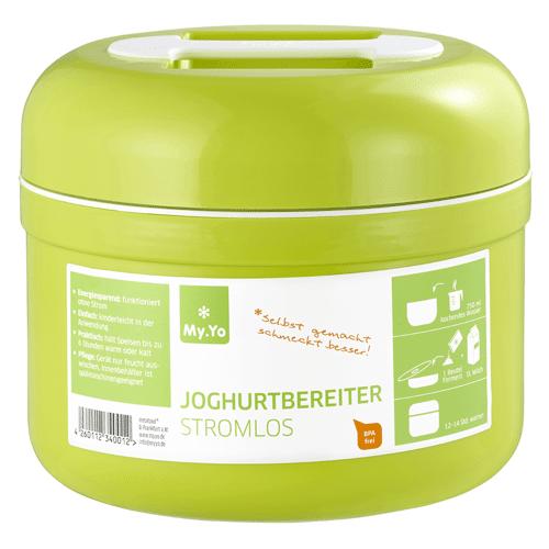 MyYo Joghurtbereiter (Stromlos)