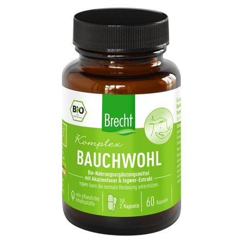 Gewürzmühle Brecht Bauchwohl Komplex Bio Kapseln
