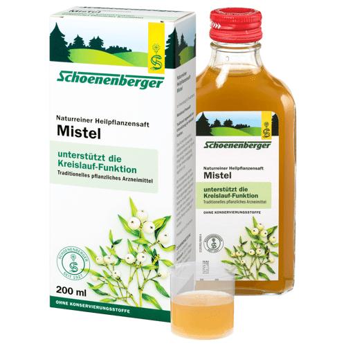 Schoenenberger Mistel-Heilpflanzensaft