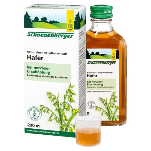 Schoenenberger Bio Hafer Heilpflanzensaft